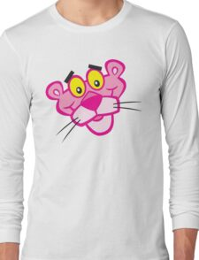 the pink panther Long Sleeve T-Shirt