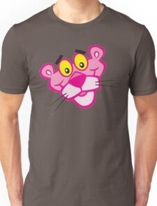 the pink panther Unisex T-Shirt