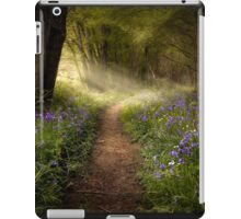 Bluebells iPad Case/Skin