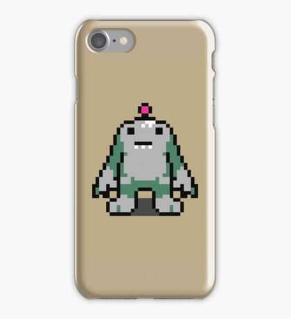 Clayman - Mother 3 iPhone Case/Skin