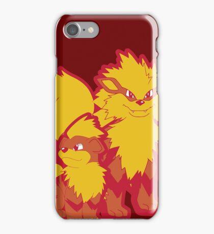 Arcanine Design iPhone Case/Skin
