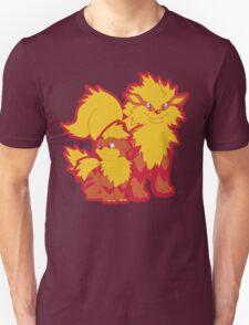 Arcanine Design Unisex T-Shirt