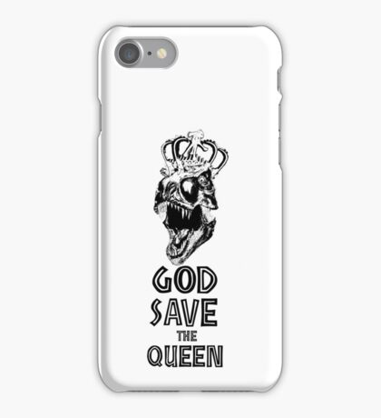God Save the Queen  iPhone Case/Skin