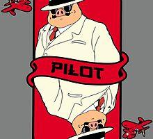Pilot card by edcarj82