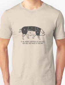 258 Eat Bacon T-Shirt