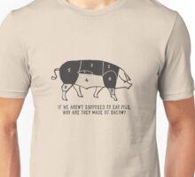 258 Eat Bacon Unisex T-Shirt