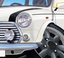 Mini Cooper (A) Sticker