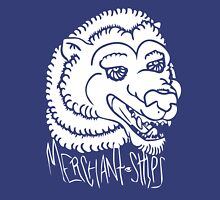 Merchant Ships Bearwulf t-shirt emo screamo skramz Unisex T-Shirt