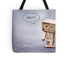 Cigarette, n.: A fire at one end, a fool at the other, and a bit of tobacco in between. Tote Bag