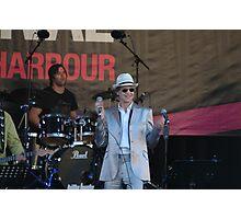 Jeff Duff @ Jazz & Blues Festival 2009 Photographic Print