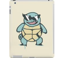 Ash's Squirtle (Squirtle Squad Leader) iPad Case/Skin