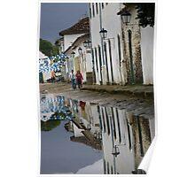 Paraty, Brasil Poster