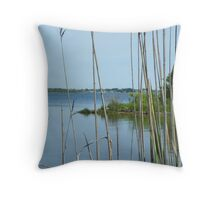 In the thick of it! Throw Pillow