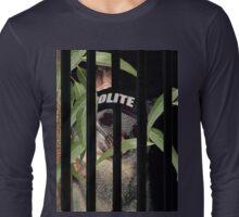 Polite Possum Long Sleeve T-Shirt