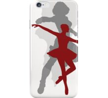 The Black Widow iPhone Case/Skin