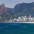 Ipanema Beach, Rio De Janeiro, Brasil by Craig Scarr