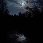 River Moon by Kevin  McIntyre