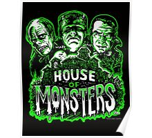 House of Monsters Poster