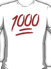 1000 T-Shirt