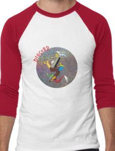DiscordGlitter Men's Baseball ¾ T-Shirt