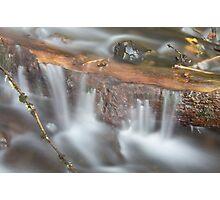 Below Horsetail Falls Photographic Print