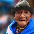 Elder Quechua by Sue  Cullumber