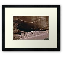 Canyon De Chelley Framed Print