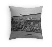 Playland Throw Pillow