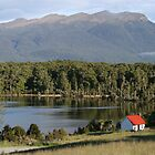 Holiday Home - Lake Te Anau, New Zealand 2008 by TraceyLea