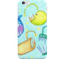 Monsters of the Deep iPhone Case/Skin