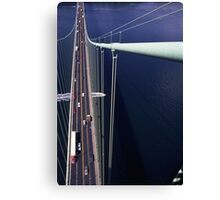 Top of the Narrows Canvas Print