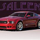 2008 Ford Mustang 'by Saleen' by DaveKoontz