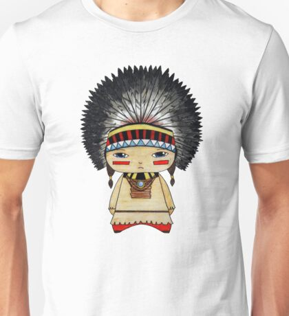 A Boy - Native American Unisex T-Shirt
