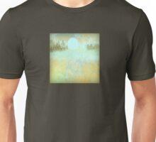 Moon's Glow in Earth Tones Unisex T-Shirt