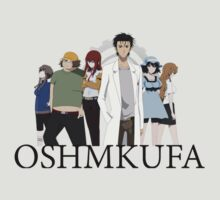 steins gate okabe kurisu amane anime shirt by JordanReaps
