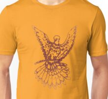 Dove Sketch 2 Unisex T-Shirt