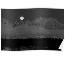 McKinley Moon Poster