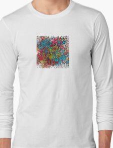 Retro 1980's Design Long Sleeve T-Shirt