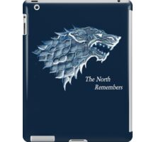 Stark winter is coming iPad Case/Skin