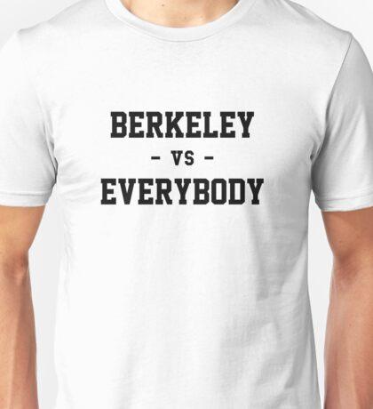 Berkeley vs Everybody Unisex T-Shirt