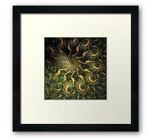 'Vortex of Abandoned Dreams' Framed Print