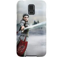 Soldier Of The God Samsung Galaxy Case/Skin