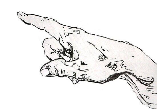 Hand by Ganz