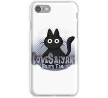 Briefs Cat Dragon Ball iPhone Case/Skin