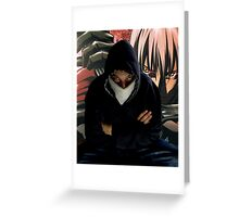 Graf Bandito Greeting Card