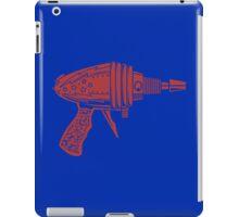 Sheldon Cooper's Ray Gun iPad Case/Skin