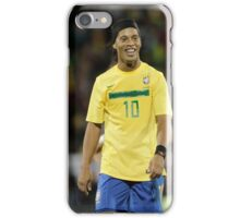 Ronaldinho Football iPhone Case/Skin