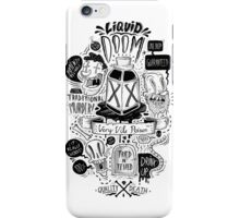 Liquid Doom iPhone Case/Skin