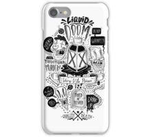 Liquid Doom iPhone Case/Skin