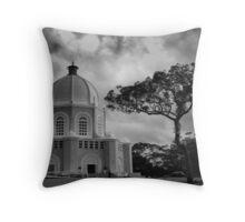 Baha'i Temple. Throw Pillow